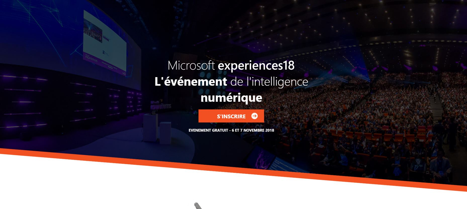 microsoft expérience 18