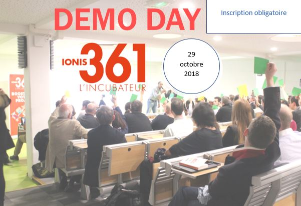 demo days 29 octobre 2018