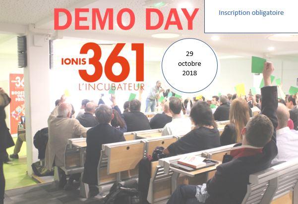 demo days 29 octobre 2018