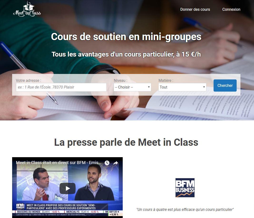 meet in class