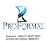 Proformal - Votre mandataire formaliste