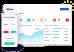 Dashboard Libeo mobile et desktop